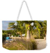 Bay Walk Weekender Tote Bag