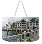 Bayfront Key West II Weekender Tote Bag