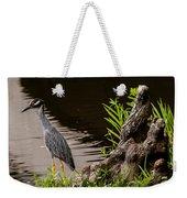 Bayou Bird Weekender Tote Bag