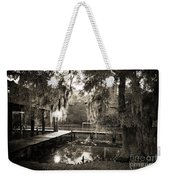 Bayou Evening Weekender Tote Bag