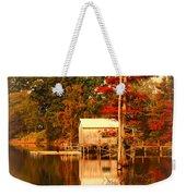 Bayou Scenery Weekender Tote Bag