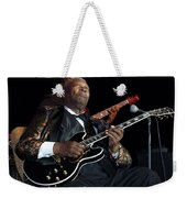 B.b. King Weekender Tote Bag
