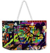 be a good friend to those who fear Hashem 16 Weekender Tote Bag by David Baruch Wolk