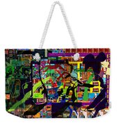 be a good friend to those who fear Hashem 17 Weekender Tote Bag by David Baruch Wolk