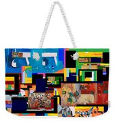 be a good friend to those who fear Hashem 2 Weekender Tote Bag