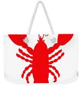 Be Mine Lobster With Feelers 20150207 Weekender Tote Bag