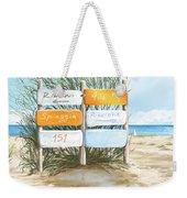 Beach 151 Weekender Tote Bag