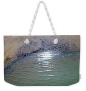 Beach Abstract Weekender Tote Bag