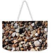 Beach Agates Weekender Tote Bag by Carol Groenen