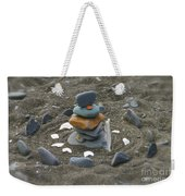 Beach Art Weekender Tote Bag