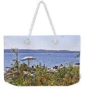 Beach At Maury Island Weekender Tote Bag