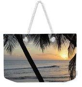 Beach At Sunset 2 Weekender Tote Bag