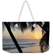 Beach At Sunset 5 Weekender Tote Bag