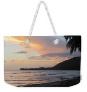 Beach At Sunset 6 Weekender Tote Bag