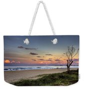 Beach At Twilight Weekender Tote Bag