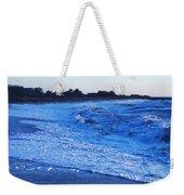 Beach Back Wash Weekender Tote Bag