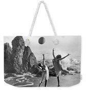 Beach Ball Dancing Weekender Tote Bag