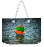Beach Ball Float Weekender Tote Bag