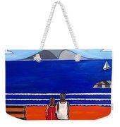 Beach Beach Day Three Weekender Tote Bag