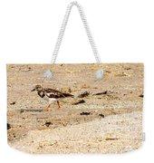 Beach Bird 2 Weekender Tote Bag