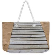 Beach Boardwalk Weekender Tote Bag