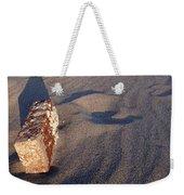 Beach Brick Weekender Tote Bag