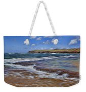 Beach Colors Weekender Tote Bag