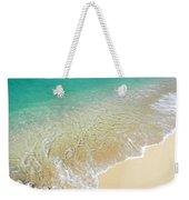 Golden Sand Beach Weekender Tote Bag