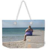 Beach Dreamer Weekender Tote Bag