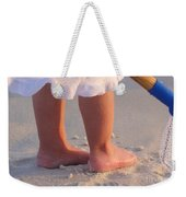 Beach Feet  Weekender Tote Bag
