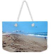 Beach Front 002 Weekender Tote Bag