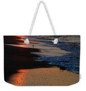 Beach Glow Weekender Tote Bag