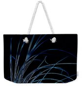 Beach Grass Abstract Weekender Tote Bag