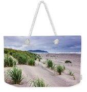 Beach Grass Weekender Tote Bag by Robert Bales