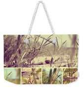 Beach Grass Two  Weekender Tote Bag