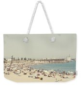 Beach Holiday Weekender Tote Bag