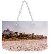 Beach Homes Weekender Tote Bag