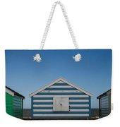 Beach Hut 41 Weekender Tote Bag