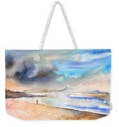 Beach In Lanzarote Weekender Tote Bag