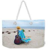 Beach Music Weekender Tote Bag