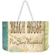 Beach Notes-d Weekender Tote Bag