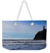 Beach On The Oregon Coast Weekender Tote Bag