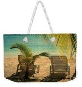 Beach Paradize Weekender Tote Bag