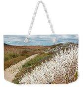 Beach Plums Weekender Tote Bag