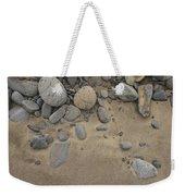 Beach Rocks Weekender Tote Bag