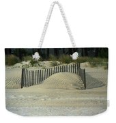 Beach Sand Dunes Weekender Tote Bag