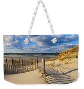 Beach Shadows  Weekender Tote Bag