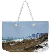 Beach To City Weekender Tote Bag
