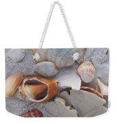 Beach Treasures 2 Weekender Tote Bag