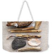 Beach Treasures Weekender Tote Bag by Elena Elisseeva